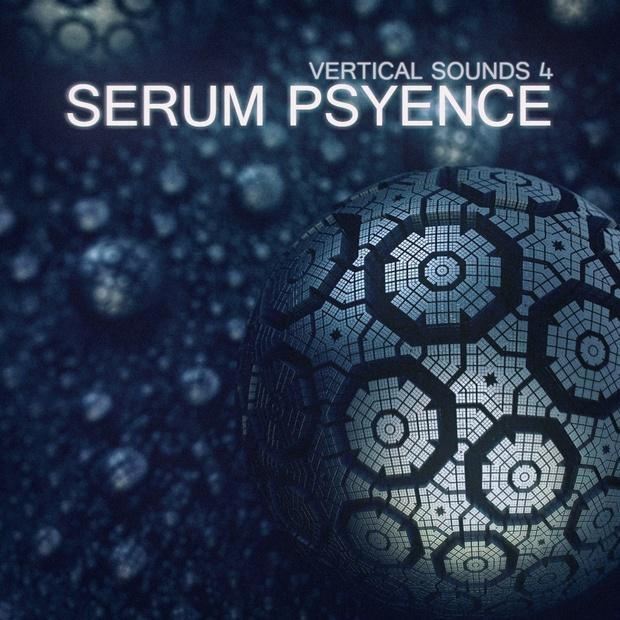 Vertical Sounds 4 - Serum Psyence