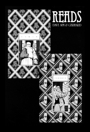 READS by Dave Sim and Gerhard (Cerebus Volume 9)
