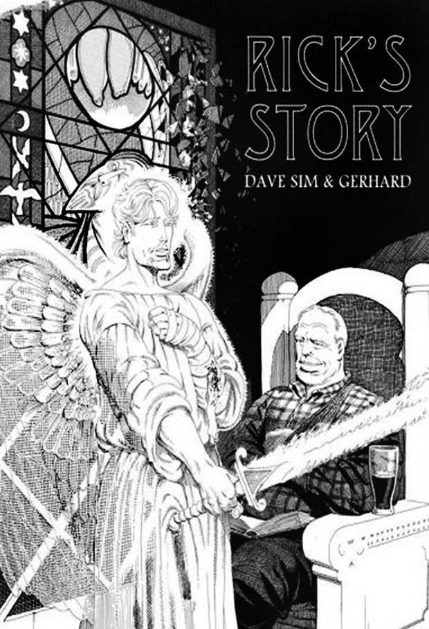 RICK'S STORY by Dave Sim and Gerhard (Cerebus: Volume 12)