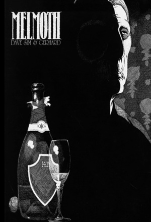 MELMOTH by Dave Sim and Gerhard (Cerebus: Volume 6)
