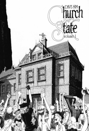 CHURCH & STATE I by Dave Sim (Cerebus: Volume 3)