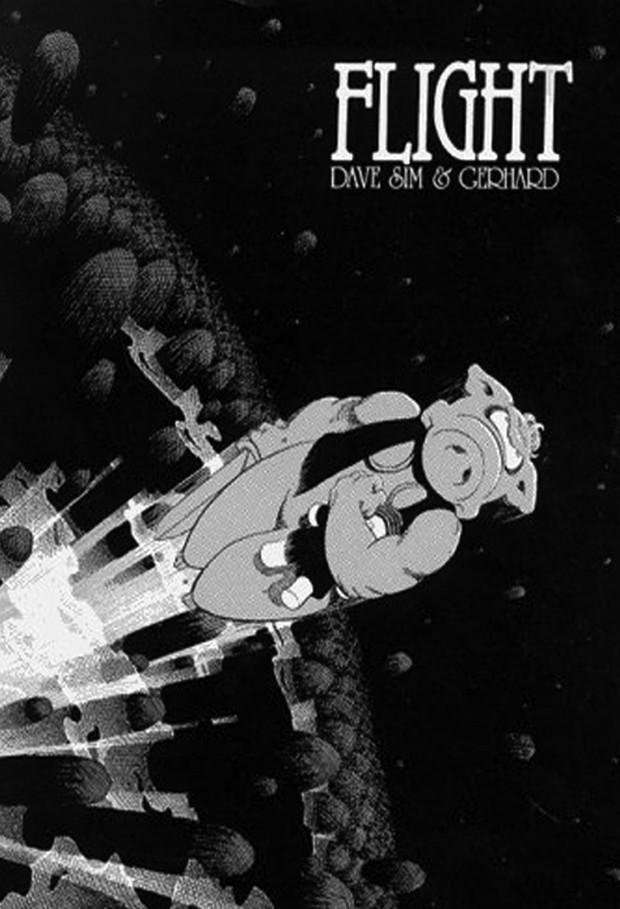 FLIGHT by Dave Sim and Gerhard (Cerebus: Volume 7)