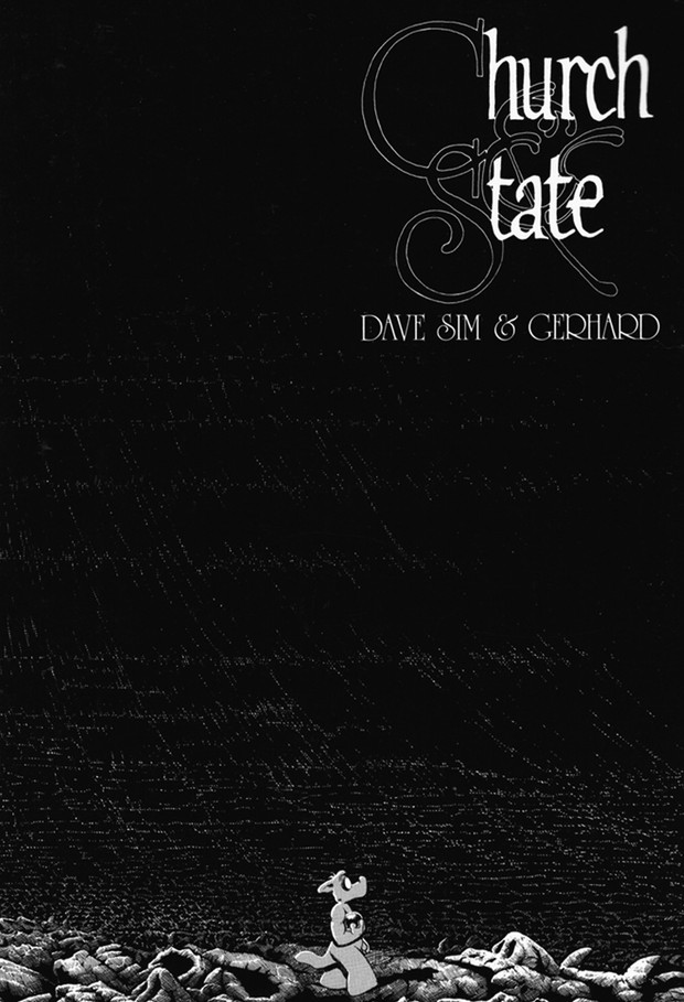 CHURCH & STATE II by Dave Sim and Gerhard (Cerebus: Volume 4)