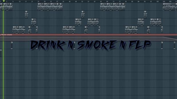 Drink N Smoke N FLP