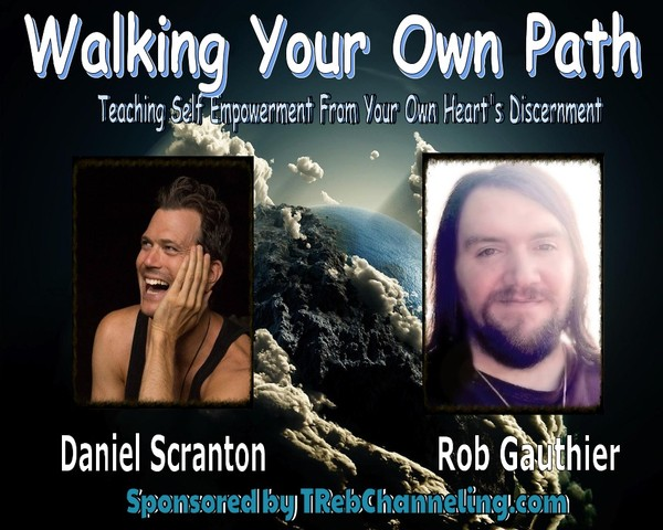 Walking Your Own Path Audio ( HD audio .wav )