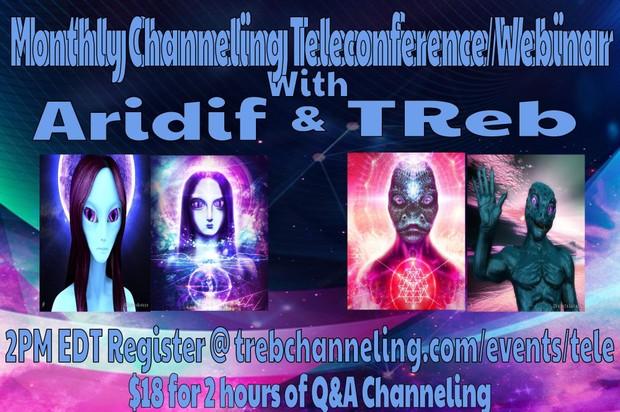 The E.T. Whisperer Monthly Channeling Webinar June (HD audio .mp3)
