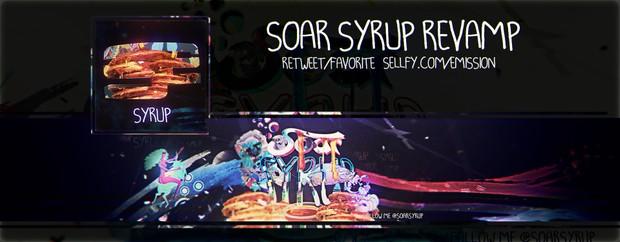 SoaR Syrup PSD