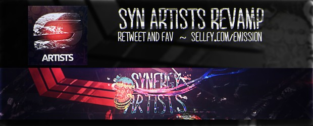 Syn Artists PSD