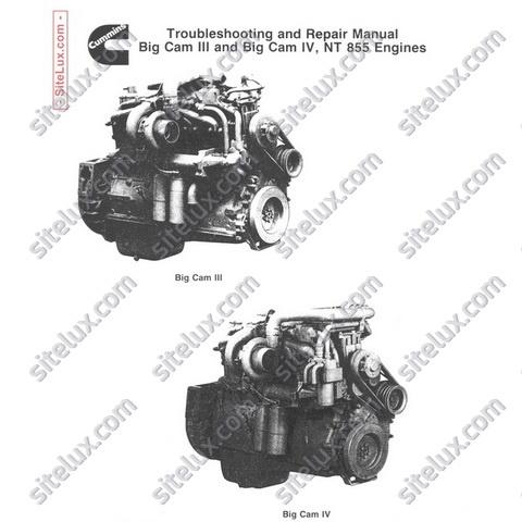 cummins nt 855 bc iii bc iv engines troubleshooting an rh sellfy com Cummins NT855 Parts Cummins NT855 Parts