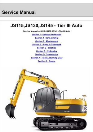 jcb hm range medium and large hydraulic breakers service repair manual instant download