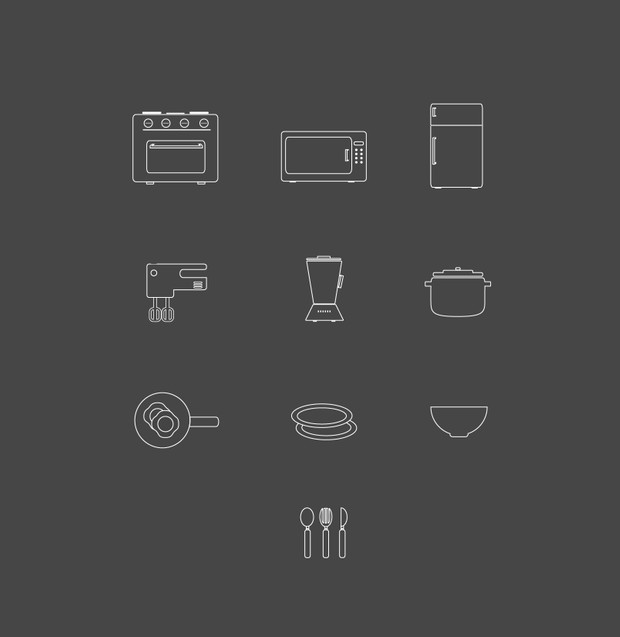 Icons Kitchen