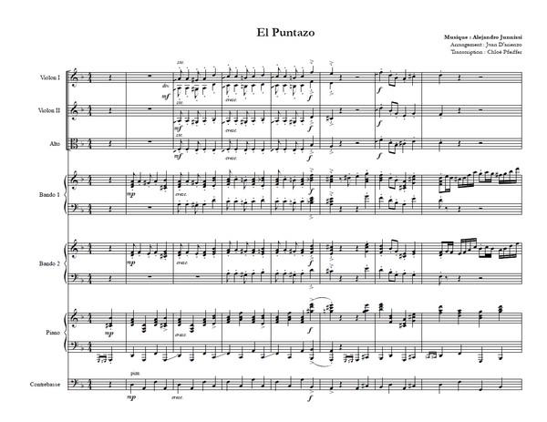 El Puntazo - orquesta típica de Juan D'Arienzo
