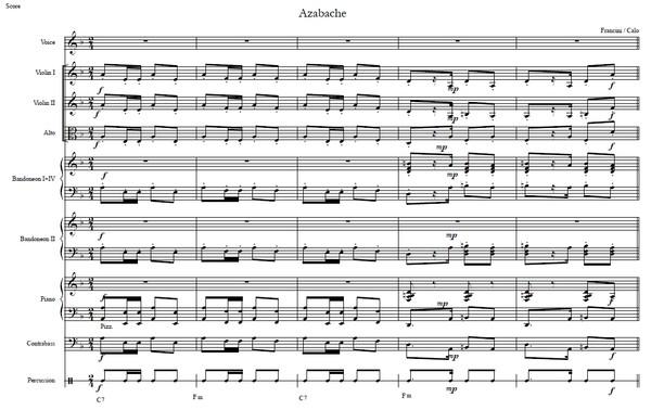 Azabache - orquesta típica de Miguel Caló