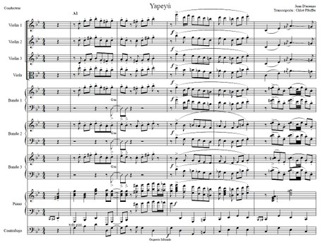 Yapeyú - orquesta típica de Juan D'Arienzo