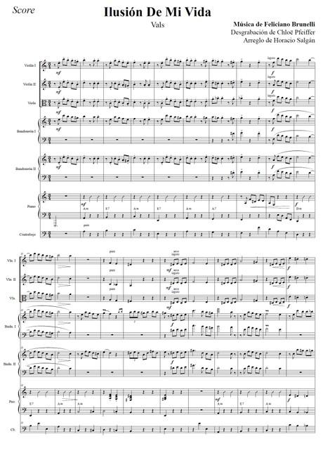 Ilusión De Mi Vida - orquesta típica de Horacio Salgán