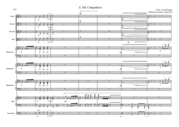 A Mis Compañeros - orquesta típica de Osvaldo Pugliese