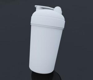 Gfuel ShakerCup+Tub C4D (VRAY )+ VRAY MATERIALS + Shak - Arcane