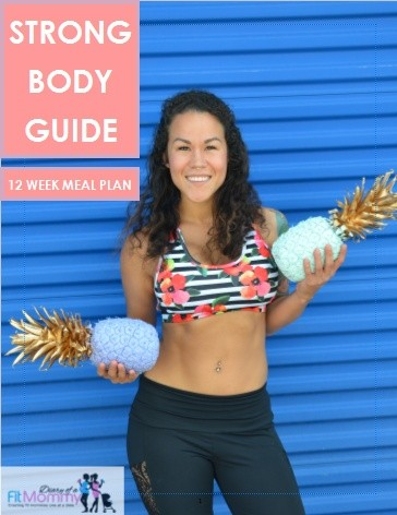 Strong Body Guide 12 Week Meal Plan