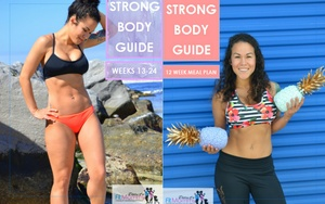 Strong Body Guide Workouts 2.0 + Strong Body Guide 12 Week Meal Plan