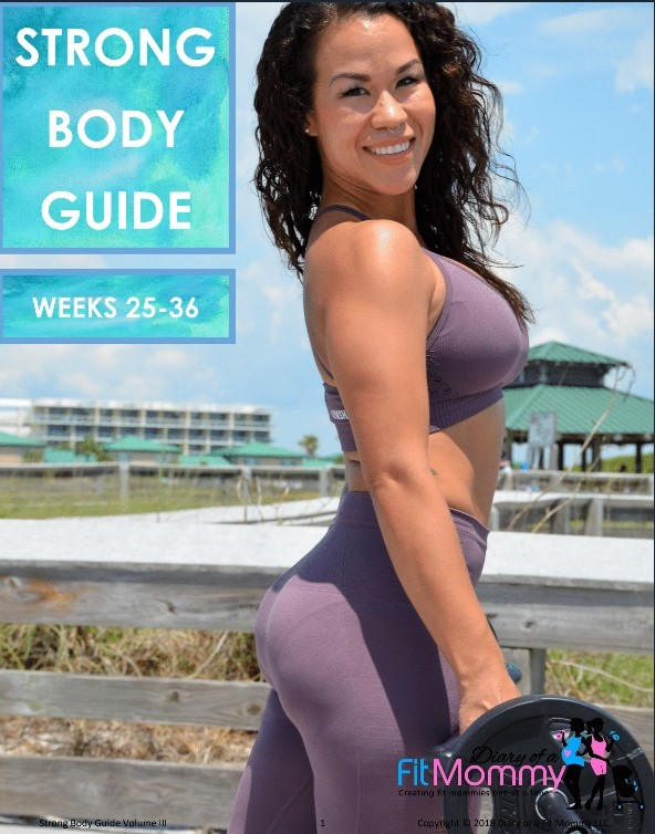Strong Body Guide 3.0 Weeks 25-36