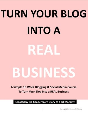 Turn Your Blog Into a REAL BUSINESS