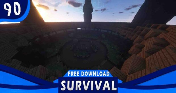 Карту spawn для сервера minecraft regulationsima.