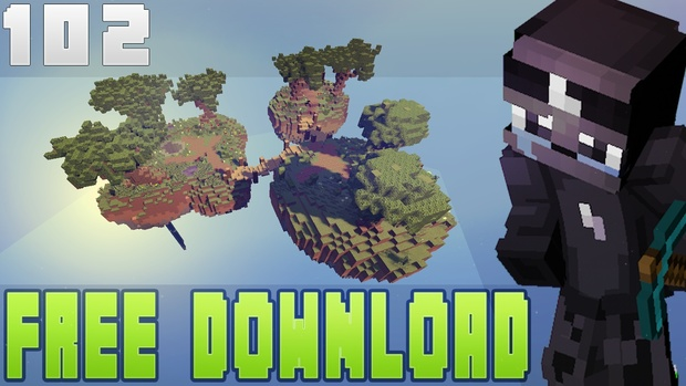 Minecraft bedwars/Skywars lobby [Free Download] (102)