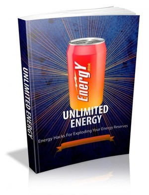 Unlimited Energy multi-pack - Eliminate the 3:00