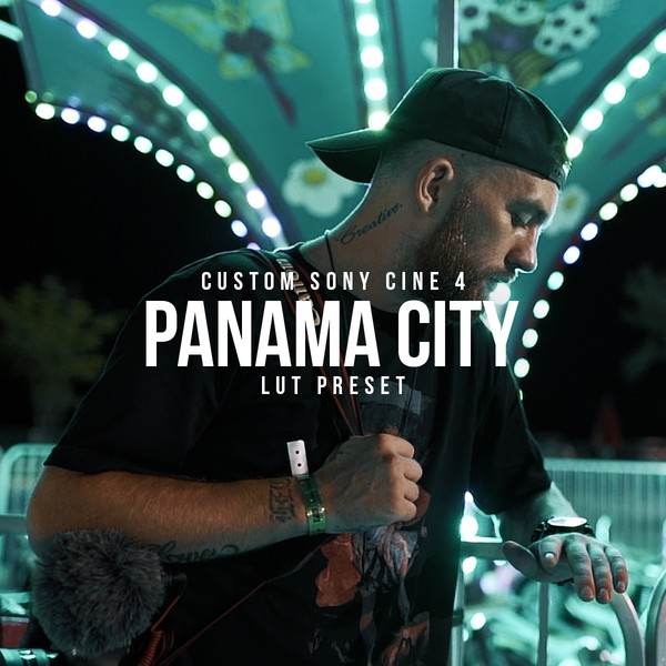 Panama City LUT