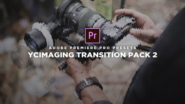 Transitions Pack 2 | ADOBE PREMIERE PRO CC+