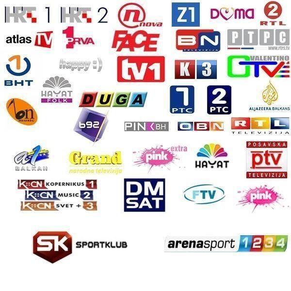 Nasa iptv exyu 200 channels