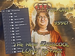 The Lord PS Pack
