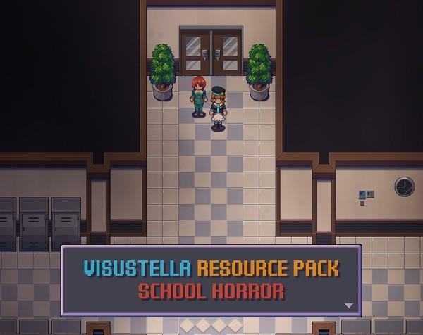 Visustella Resource Pack: School Horror
