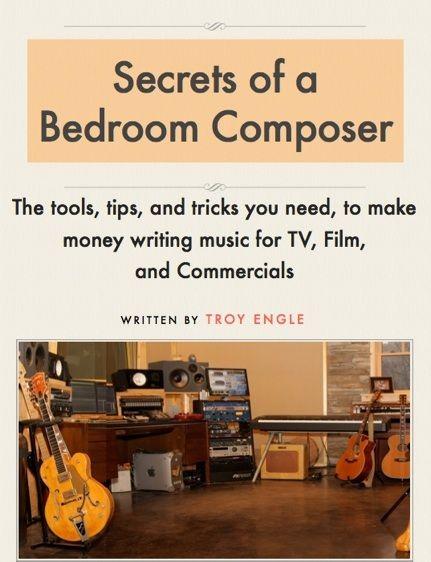 Secrets of a Bedroom Composer eBook
