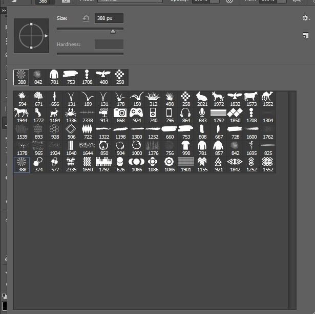 15k Photoshop Brush Pack