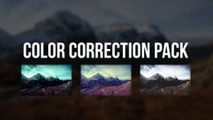 Photoshop Color Correction Packs #1 & 2