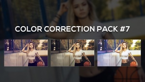 Photoshop Color Correction Pack #7