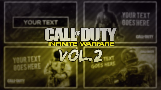 Call of Duty: Infinite Warfare Thumbnail Pack #2