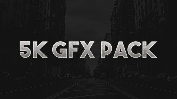 5k Free GFX Pack