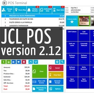 JCL_POS-2PC License Key
