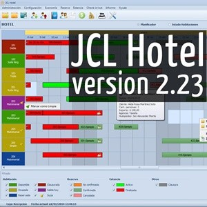 JCL Hotel 1-PC Extra License Key