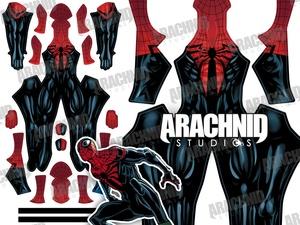 Superior Spider-Man Dye-sub pattern