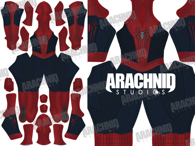 Amazing Spider-Man 2 (no muscle shading)
