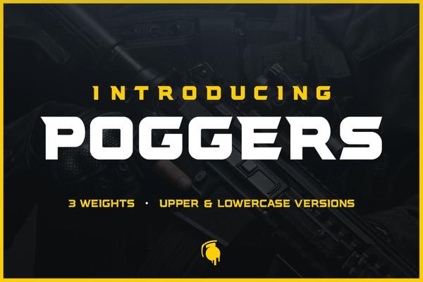 Poggers by Creative Grenade