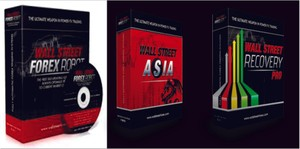 WallStreet Forex Robot v4.6+ASIA+RECOVERY PRO [3 EA WALLSTREET PACKAGE] FOR MT4
