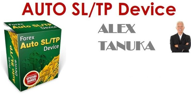 Forex AUTO Stop Loss and Take Profit Device MT4