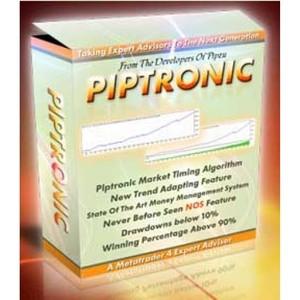 Piptronic - Forex Powerful Expert Advisor Advanced Market Adapting Technology