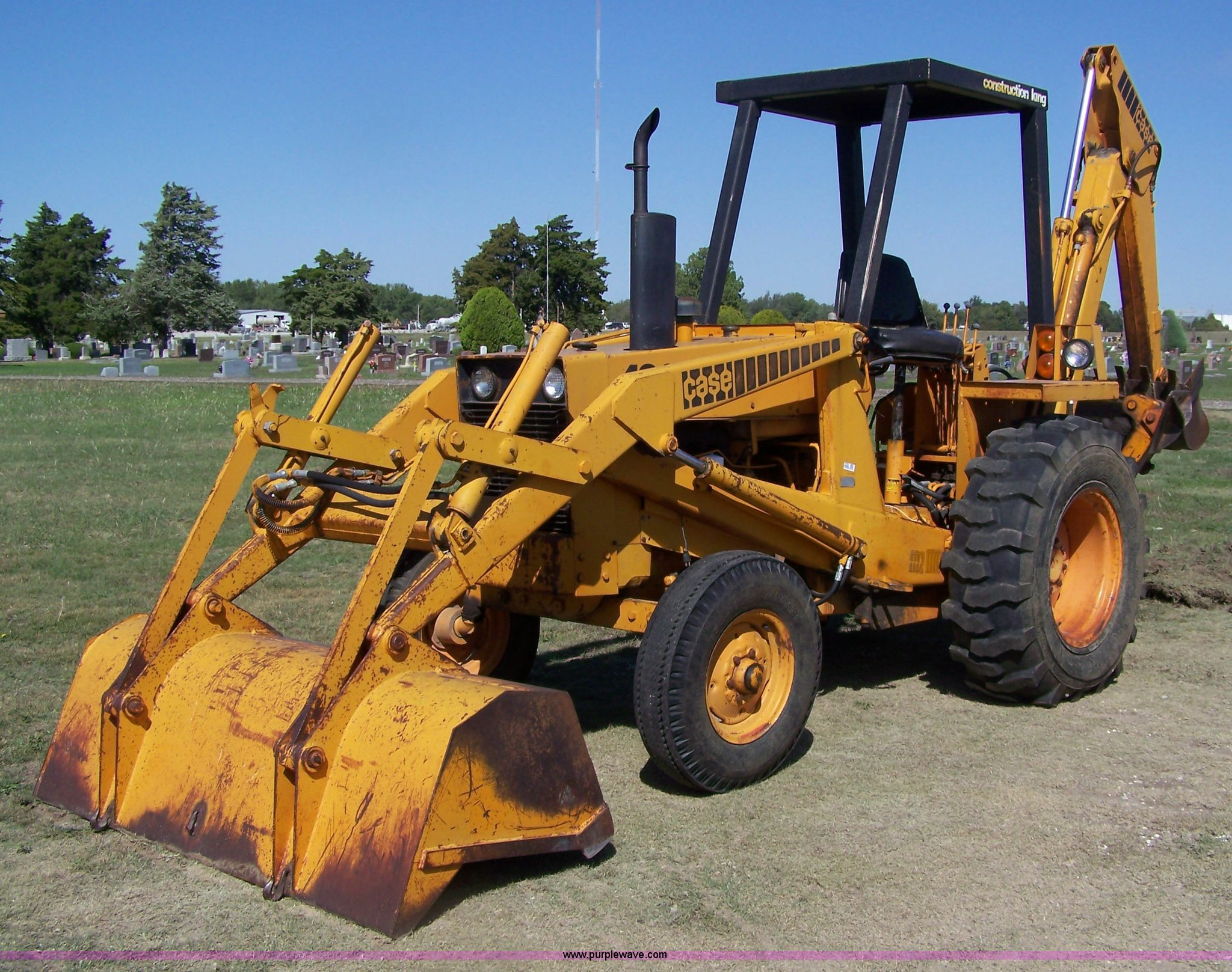 Wiring Diagram For A 480b Case Backhoe - Wiring Diagram List on