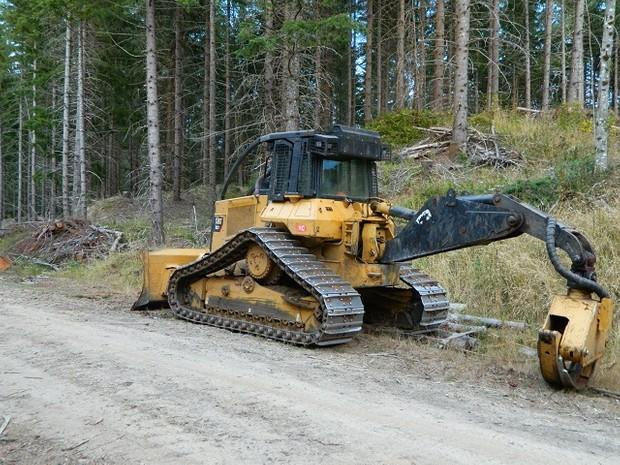 Caterpillar 527 TRACK SKIDDER Service Repair Manual BDW