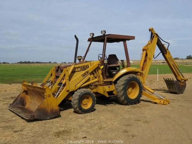 Case 580K Tractor Loader Backhoe Phase I Service Repair Manual INSTANT  DOWNLOAD